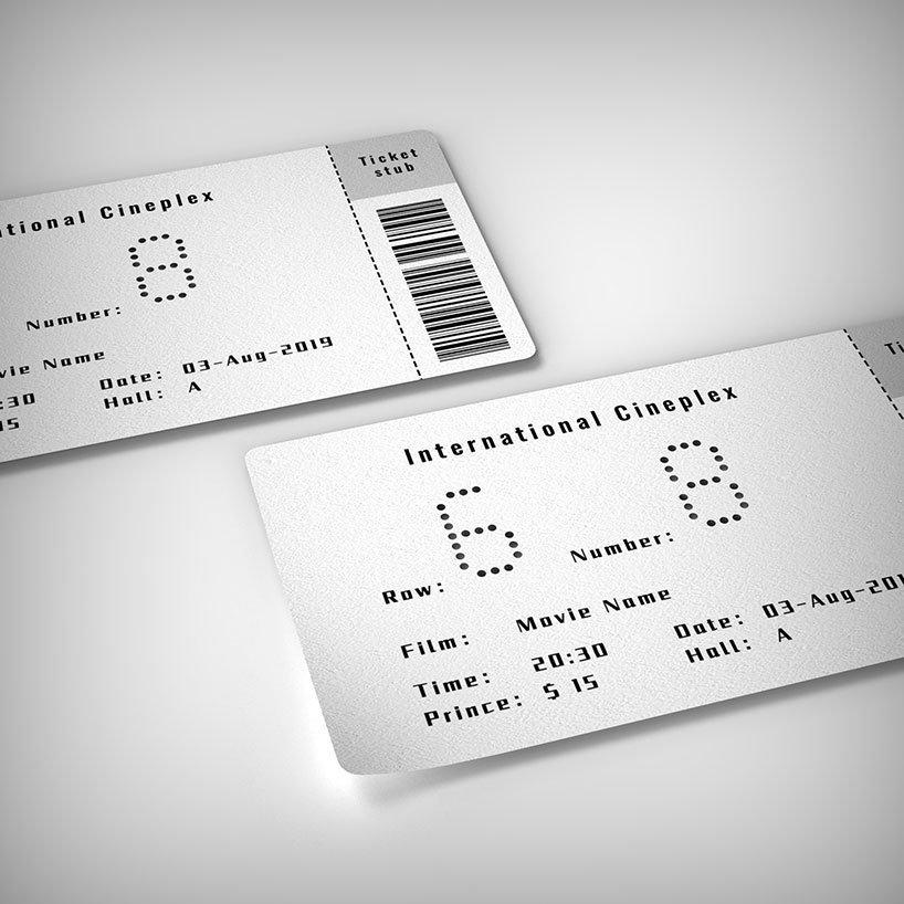 """一张电影票的小创意""""大""""设计-上海野火创意"""