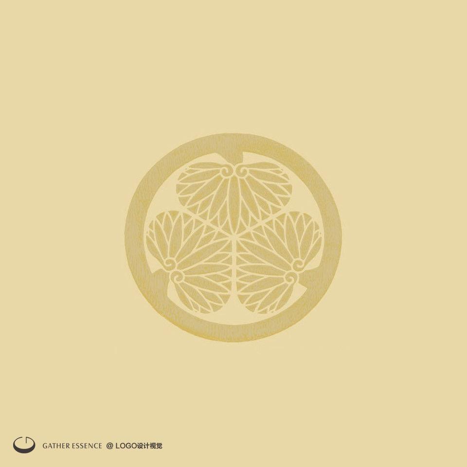 品牌设计·日本家徽设计-上海野火创意