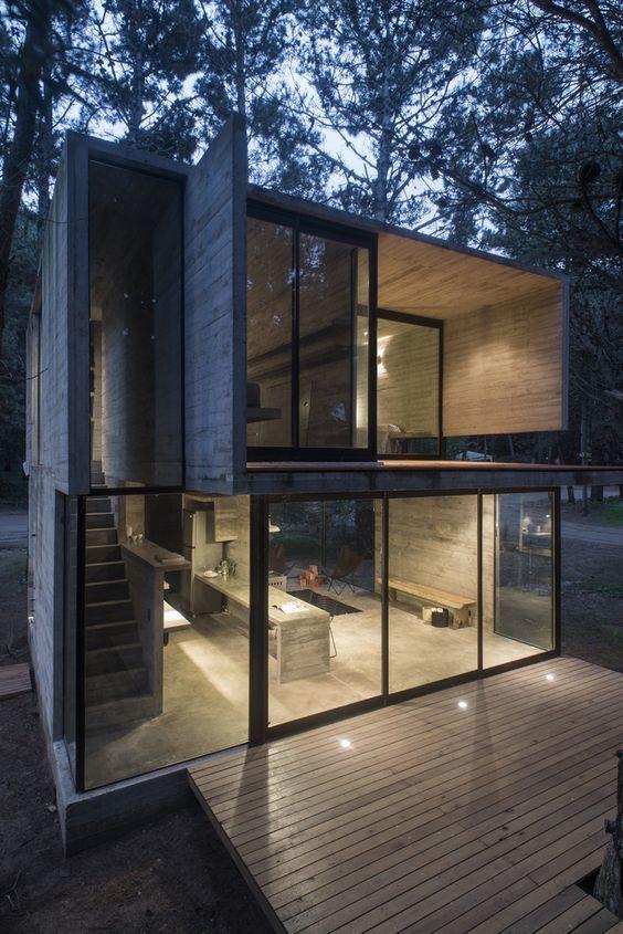 空间设计·窗明几净的生活感-上海野火创意