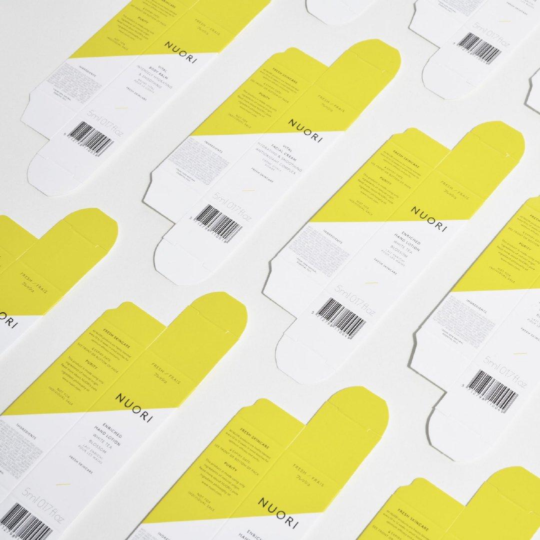 包装设计·简单而快乐的设计-上海野火创意
