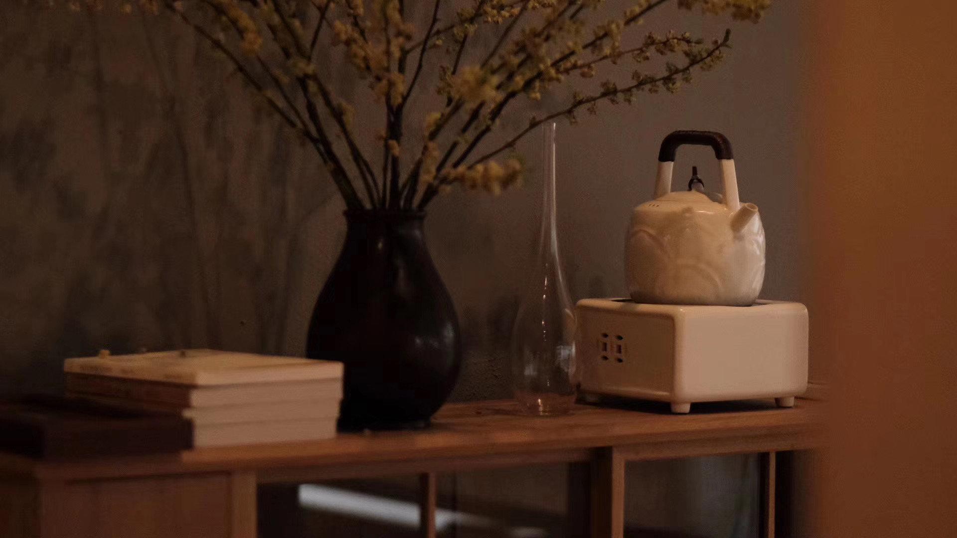 茶·茶室空间设计 2-上海野火创意