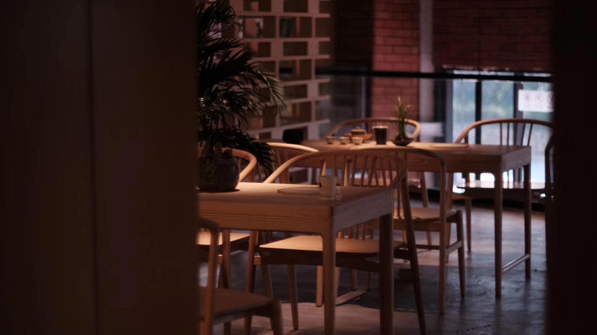 茶·茶室空间设计 1-上海野火创意